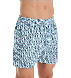 Tommy Bahama 100% Cotton Printed Poplin Woven Boxer TB71701