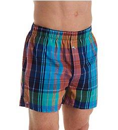 Tommy Bahama Preppy Plaid Yarn-Dye Woven Boxer TB71923