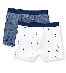Tommy Bahama Mesh Tech Boxer Briefs - 2 Pack TB81930