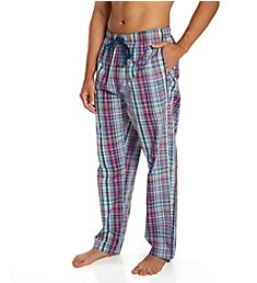 Tommy Bahama Plaid Cotton Woven Pant TB82111