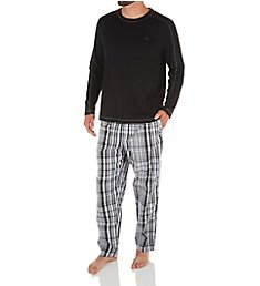 Tommy Bahama Blue On Blue Cotton Pajama Set TB92053