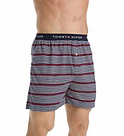 Tommy Hilfiger Printed Knit Boxer 09T3153