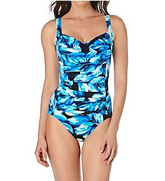 Trimshaper Aspen Averi Slimming One Piece Swimsuit 6520102
