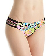 Trina Turk Monaco Shirred Side Hipster Swim Bottom TT60593