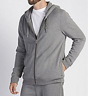 UGG Gage Fleece Knit Full Zip Hoodie 1014567