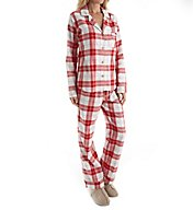UGG Raven Flannel Plaid PJ Set 1014609