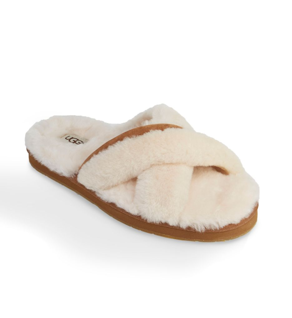 UGG Abela Fluff Slide Slipper 1017548