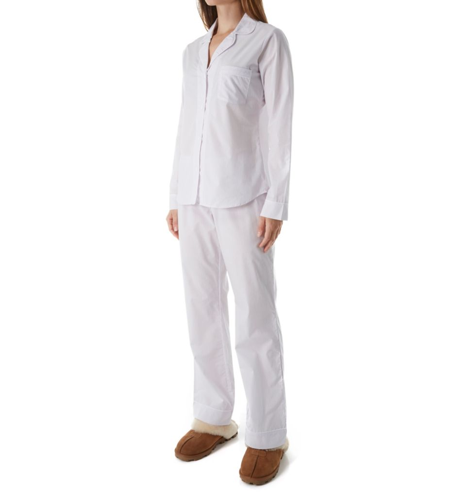 UGG Stripe Long Sleeve PJ Set 1017617