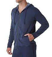 UGG Elliot Washed Double Knit Fleece Hoodie 1019594