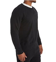 UGG Leland 100% Brushed Cotton Fleece Sweatshirt 1095967