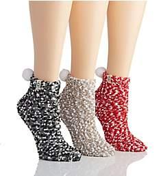 UGG Pom Sock Gift Set - 3 Pack 1097578
