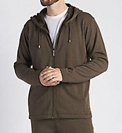 UGG Bownes Double Knit Full Zip Fleece Hoodie UA4100M