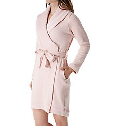 UGG Blanche Double Knit Short Robe UA5178W