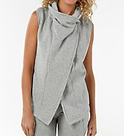 UGG Lightweight Knit Roz Cowl Neck Vest UA5547W