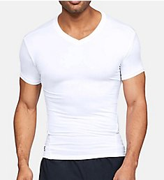 Under Armour Tactical HeatGear Compression V-Neck T-Shirt 1216010