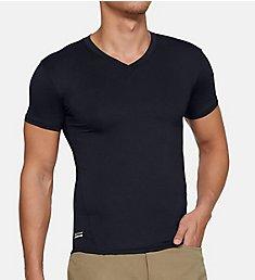 Under Armour Tactical HeatGear Compression V-Neck T-Shirt 1216010
