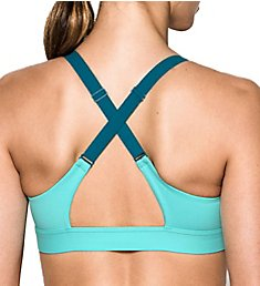 Under Armour Armour Eclipse StudioLux Mid Impact Sports Bra 1248338