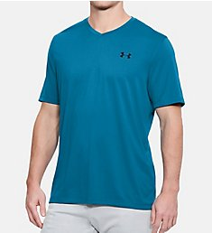Under Armour Tech Loose Fit V Neck T-Shirt 1253534