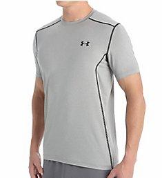 Under Armour HeatGear Raid Performance Short Sleeve T-Shirt 1257466