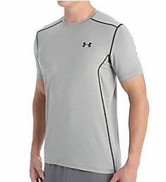 Under Armour HeatGear Raid Performance Short Sleeve T-Shirt 1257466