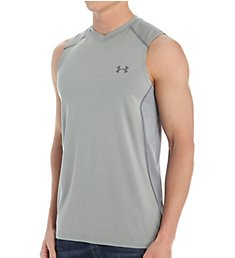 Under Armour HeatGear Raid Performance Sleevless Shirt 1257467
