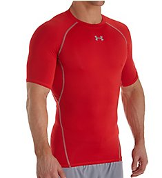 Under Armour HeatGear Armour Compression Short Sleeve Shirt 1257468