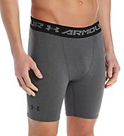 Under Armour HeatGear 6 Inch Armour Compression Shorts 1257470