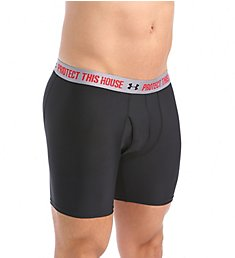 Under Armour HeatGear Original Series 6 Inch Boxerjock 1257532