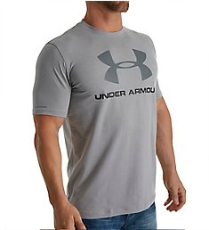 Under Armour Charged Cotton Performance Sportstyle Logo T-Shirt 1257615