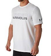 Under Armour Wordmark Short Sleeve T-Shirt 1265929