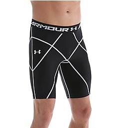 Under Armour HeatGear Armour Stretch Performance 9 Inch Short 1271461