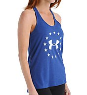 Under Armour UA Freedom Heatgear Triblend Tank 1271502