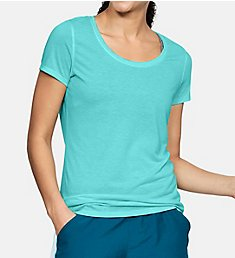 Under Armour UA Threadborne HeatGear Streaker Short Sleeve Tee 1271517