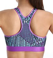 Under Armour Armour Mid-Impact Printed Compression Sports Bra 1273505