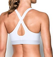 Under Armour HeatGear Armour Crossback Mid-Impact Sports Bra 1276503