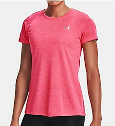 Under Armour UA Tech Twist Crew Neck Short Sleeve T-Shirt 1277206