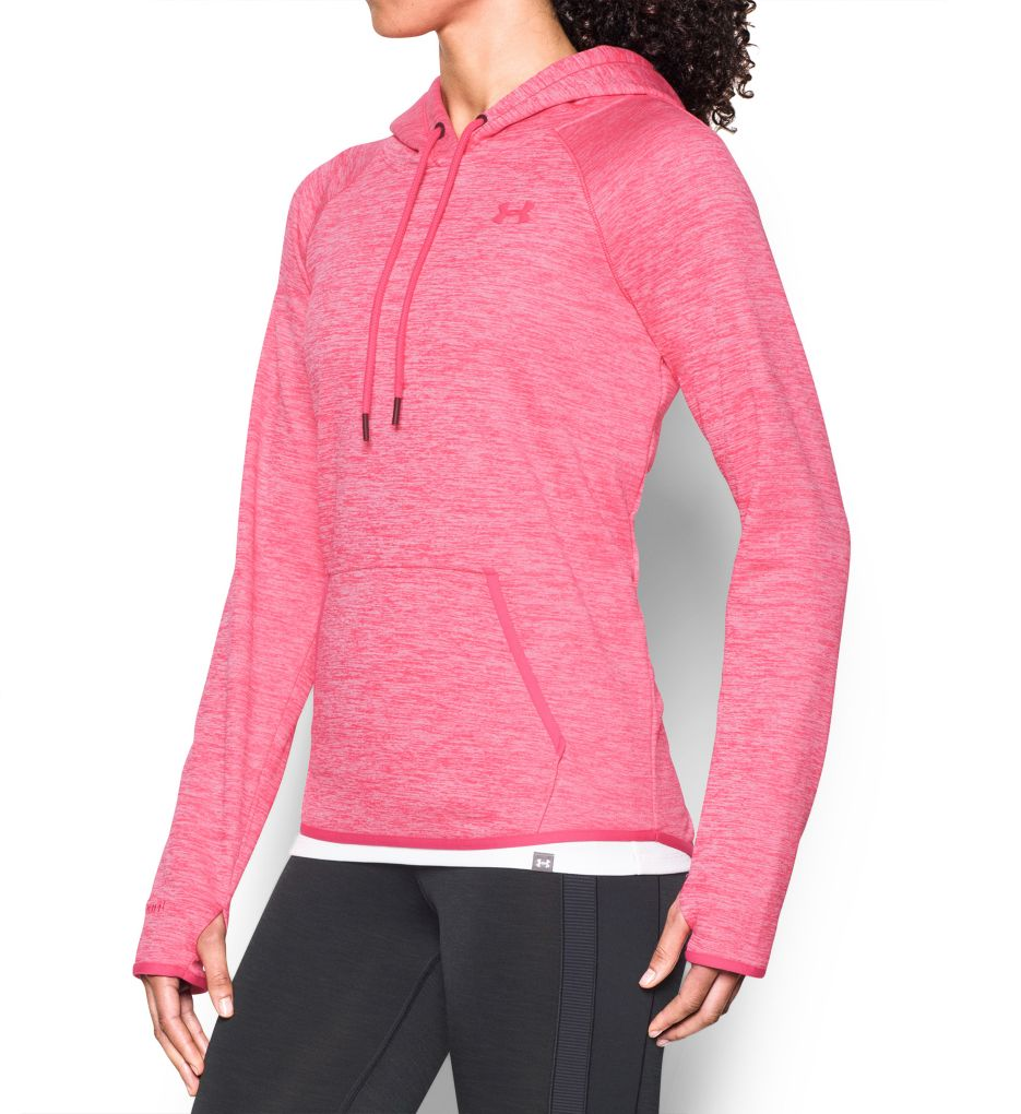Under Armour Favorite Fleece ColdGear Watermark Popover Hoodie 1280690