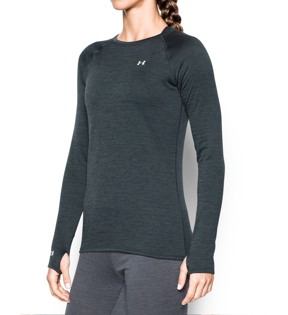 Under Armour UA Base 2.0 ColdGear Long Sleeve Fitted Crew 1280940
