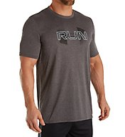 Under Armour Overlap Running Short Sleeve T-Shirt 1289677