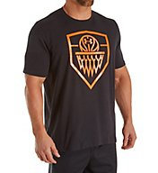 Under Armour BBall Basketball Short Sleeve T-Shirt 1290559