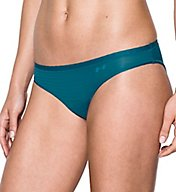 Under Armour Pure Stretch Sheers Striped Bikini Panty 1290949