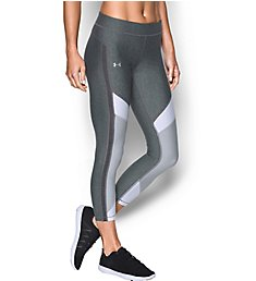 Under Armour UA HeatGear Armour Color Blocked Compression Crop 1292129