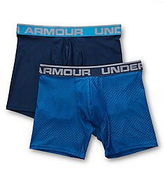 Under Armour Original 6 Inch Novelty Boxerjocks - 2 Pack 1299994