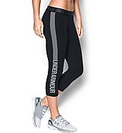 Under Armour UA Favorite Charged Cotton Graphic Capri 1300179