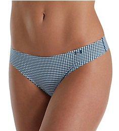 Under Armour UA Pure Stretch HeatGear Printed Thong 1302280