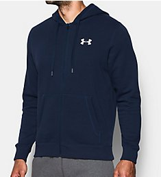 Under Armour Rival Fitted Full Zip Hoodie 1302290