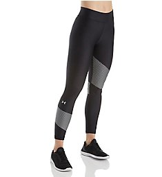 Under Armour HeatGear Armour Graphic Ankle Crop 1305429