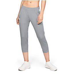 Under Armour Featherweight Fleece Crop Pant 1309708
