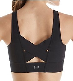 Under Armour UA Favorite Cotton Everyday Longline Sports Bra 1315715