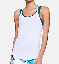 Under Armour UA Threadborne HeatGear Swyft Strappy Tank 1318423
